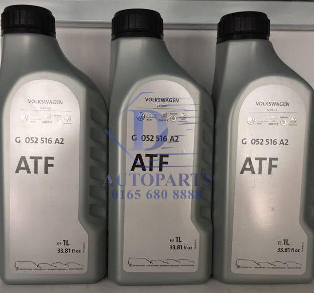 Dầu số ATF Audi,VW – G052516A2