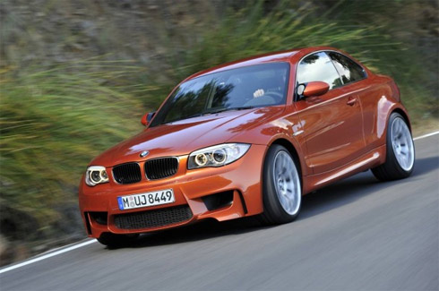 bmw serie 1M coupe
