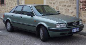 Lịch sử hình thành hãng xe Audi 6