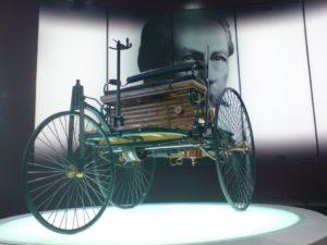 Lịch sử phát triển phát triển thương hiệu xe Mercedes-Benz