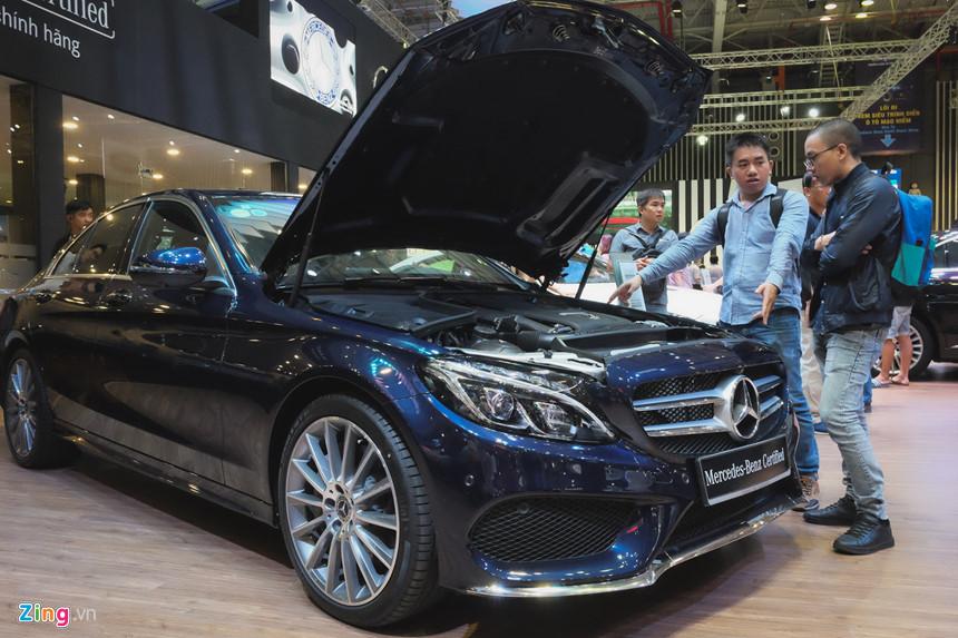 Những lợi ích bất ngờ khi thay và bảo dưỡng phụ tùng xe Mercedes định kỳ