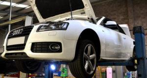 bao duong thay the phu tung xe Audi
