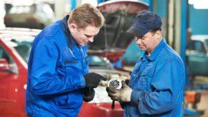 Hướng dẫn phân biệt phụ tùng xe Mercedes chính hãng và hàng nhái