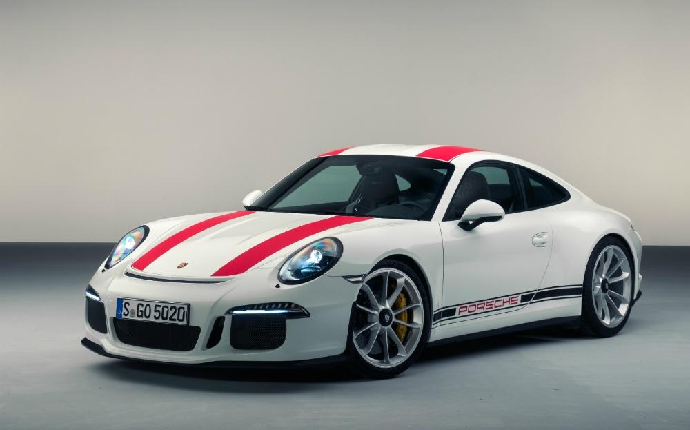 Porsche 911R Phiên bản đặc biệt