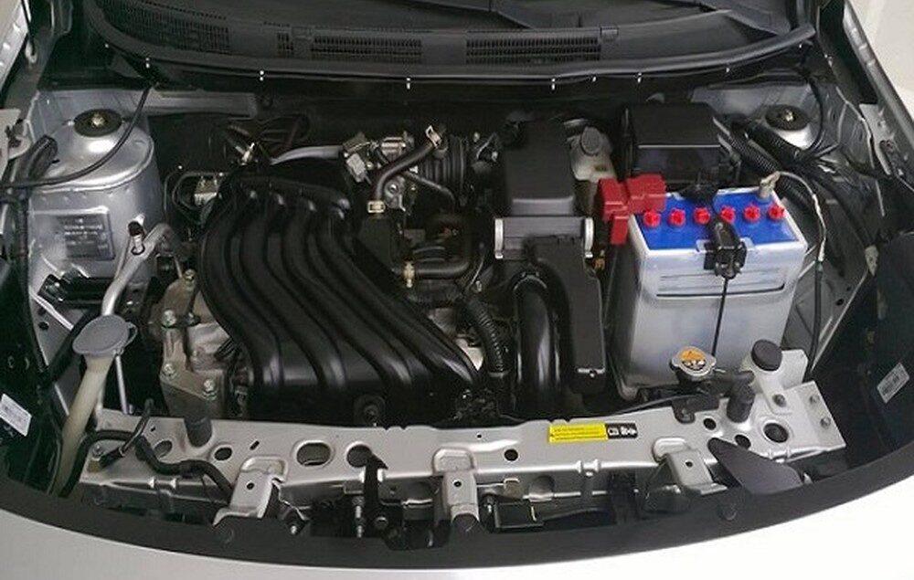 hệ thống động cơ ô tô