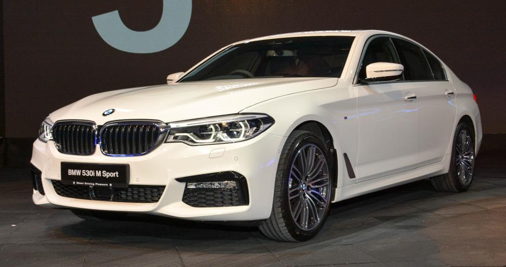 Phụ tùng xe BMW