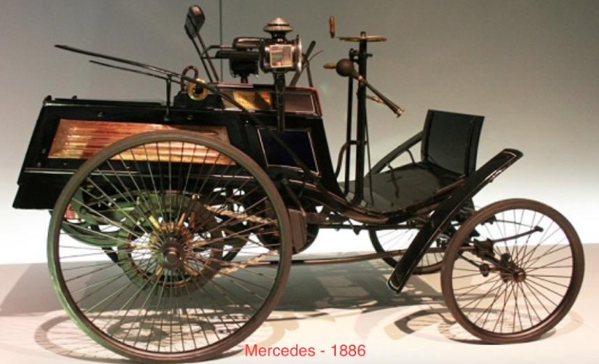 Phụ tùng mercedes 1886