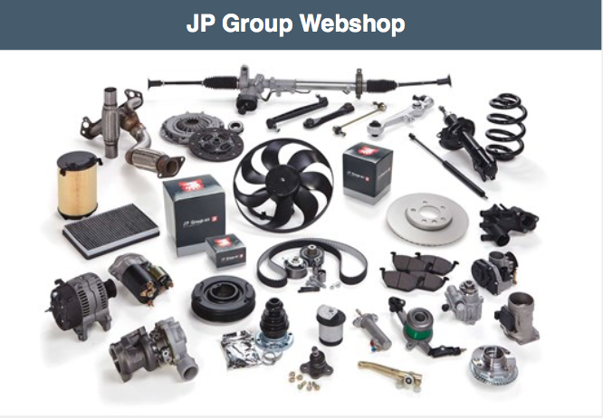 Phụ tùng xe sang Jp group
