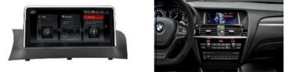 Màn hình DVD độ cho xe BMW X3 F25/X4 F26(2014-2016) Original NBT System 1