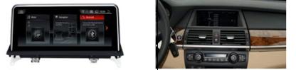 Màn hình DVD độ cho xe BMW X5 E70 /X6 E71 (2011-2014) Original CIC System 1
