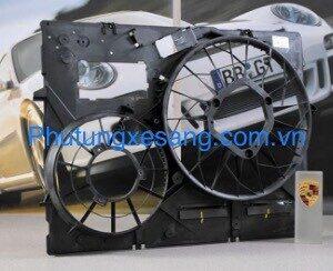 Lồng quạt làm mát động cơ Porsche-95510625810 (SD)
